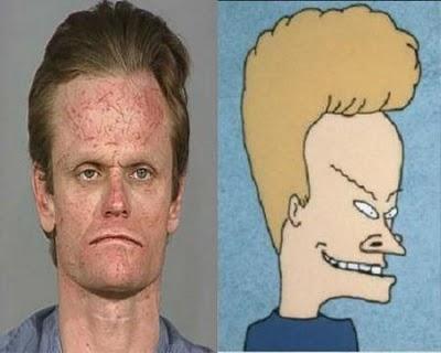 Pessoas reais que se parecem com personagens dos desenhos animados!