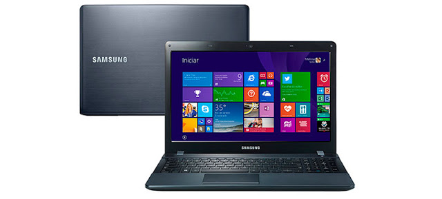 Notebook Samsung Ativ Book 2 Intel Core i7