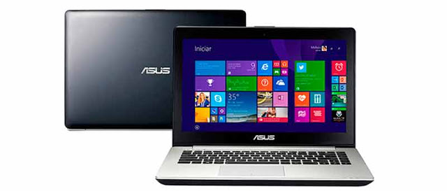 Ultrabook Touch ASUS Intel Core i5