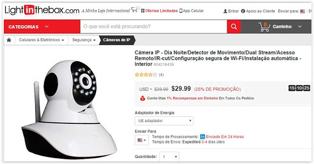 confiaveis sites de compras da china