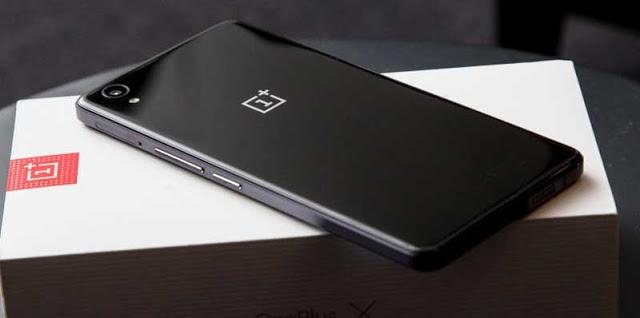 one plus x smartphone chinês