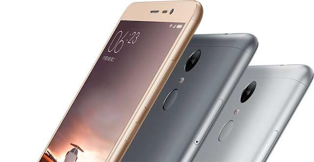 xiaomi redmi note 3 smartphone chinês