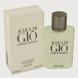 Acqua Di Giò - Perfumes mais vendidos