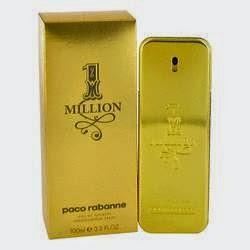 One Million - Perfumes mais vendidos