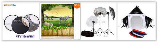 equipamentos para estudio fotográfico aliexpress china