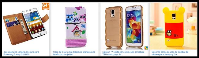Case / Capinhas Samsung