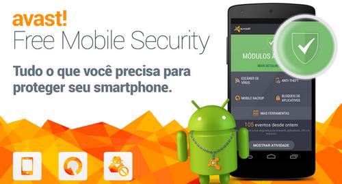 Top 5 Melhores Antivirus grátis para Android
