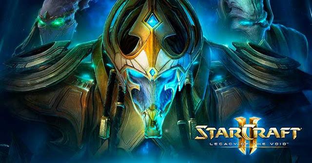 Melhores jogos para PC 2015 - Starcraft II: Legacy of the Void
