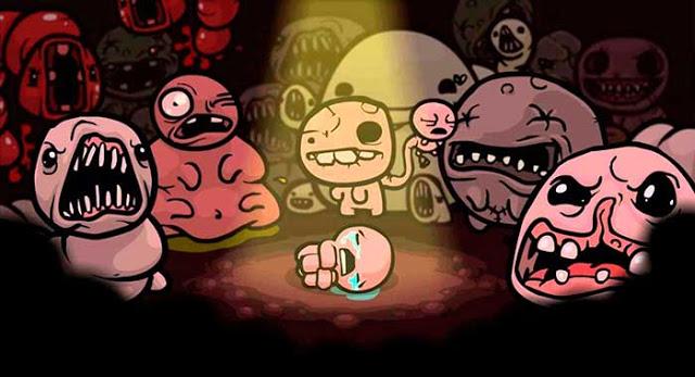 Melhores jogos para PC 2015 - The Binding of Isaac: Afterbirth