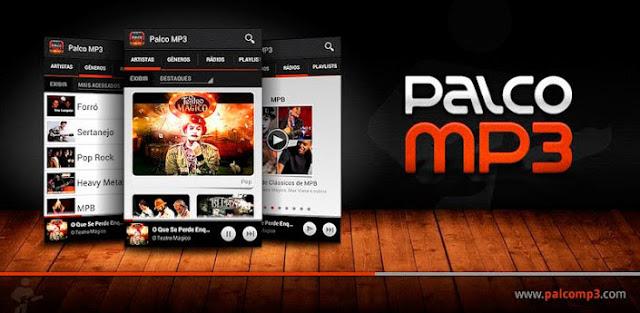 Palco MP3 – Melhor Site para Baixar músicas de Graça e