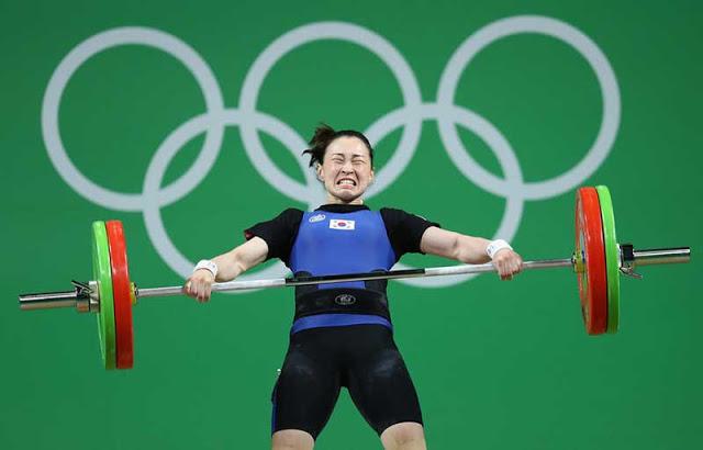 Momentos Impressionantes Flagrados pelas Câmeras na olimpíada Rio 2016