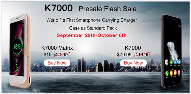 Oukitel K7000 a venda comprar