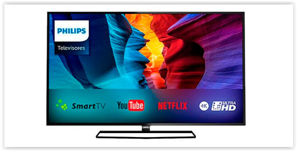 Smart TV Philips 40 Polegadas