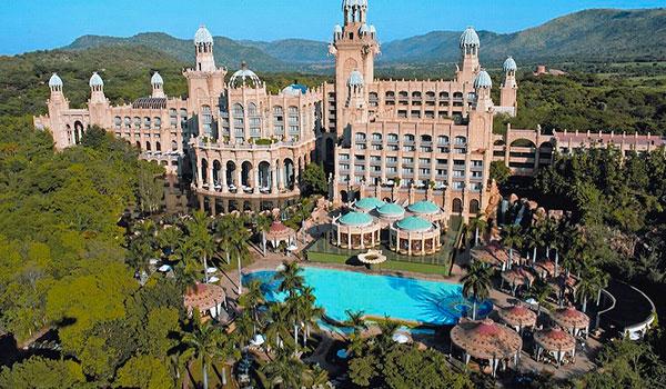Sun City Resort e Casino - África do Sul